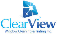 ClearView Window Cleaning & Tinting Logo